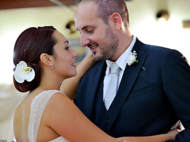 le nozze di Fabio e Marika