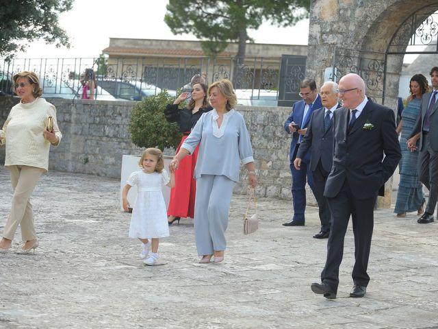 Il matrimonio di Giuseppe e Federica a Ostuni, Brindisi 7