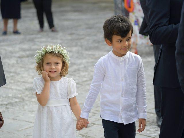 Il matrimonio di Giuseppe e Federica a Ostuni, Brindisi 11