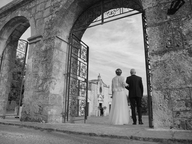 Il matrimonio di Giuseppe e Federica a Ostuni, Brindisi 20