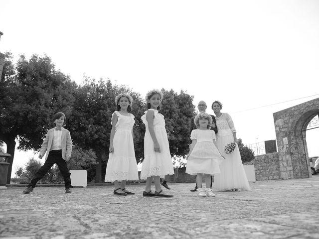 Il matrimonio di Giuseppe e Federica a Ostuni, Brindisi 21