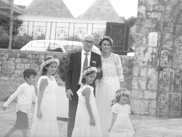 Il matrimonio di Giuseppe e Federica a Ostuni, Brindisi 22