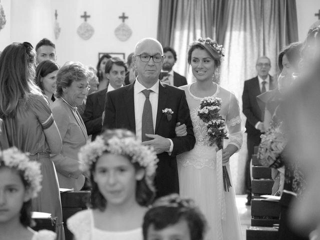Il matrimonio di Giuseppe e Federica a Ostuni, Brindisi 23