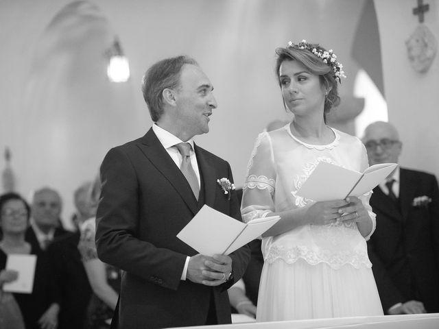 Il matrimonio di Giuseppe e Federica a Ostuni, Brindisi 35