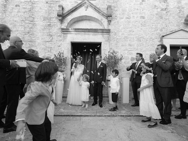 Il matrimonio di Giuseppe e Federica a Ostuni, Brindisi 39