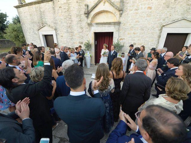 Il matrimonio di Giuseppe e Federica a Ostuni, Brindisi 41