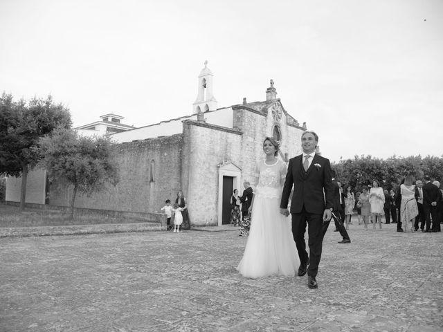 Il matrimonio di Giuseppe e Federica a Ostuni, Brindisi 45