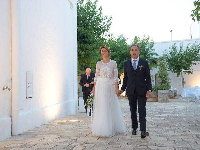 Il matrimonio di Giuseppe e Federica a Ostuni, Brindisi 47