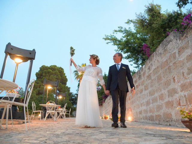 Il matrimonio di Giuseppe e Federica a Ostuni, Brindisi 1