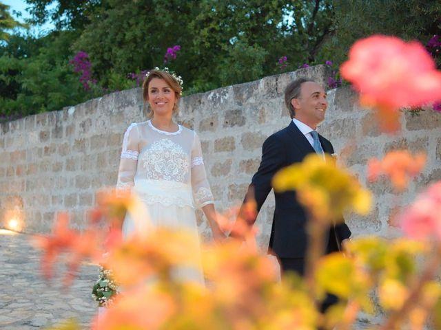 Il matrimonio di Giuseppe e Federica a Ostuni, Brindisi 50
