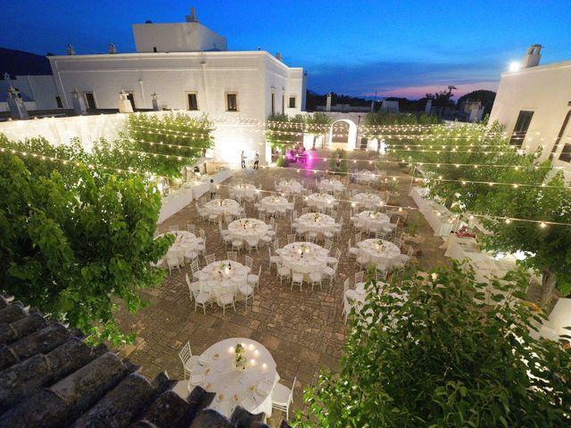 Il matrimonio di Giuseppe e Federica a Ostuni, Brindisi 55