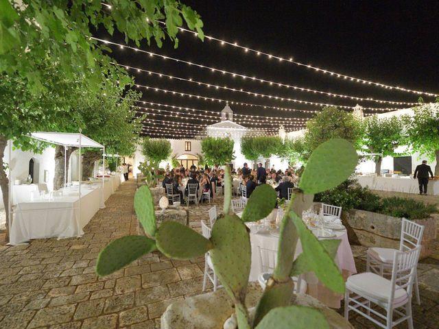 Il matrimonio di Giuseppe e Federica a Ostuni, Brindisi 63