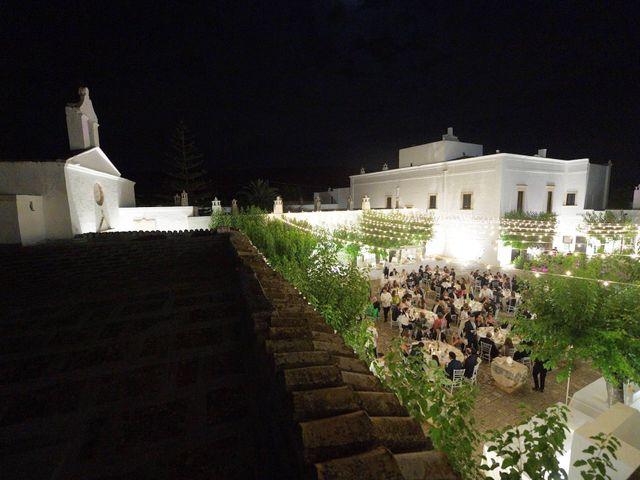 Il matrimonio di Giuseppe e Federica a Ostuni, Brindisi 64