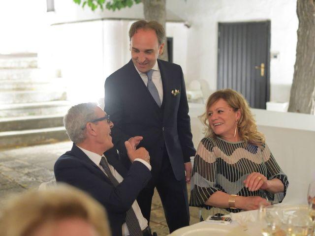 Il matrimonio di Giuseppe e Federica a Ostuni, Brindisi 73