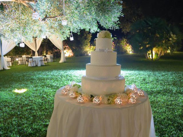 Il matrimonio di Giuseppe e Federica a Ostuni, Brindisi 75