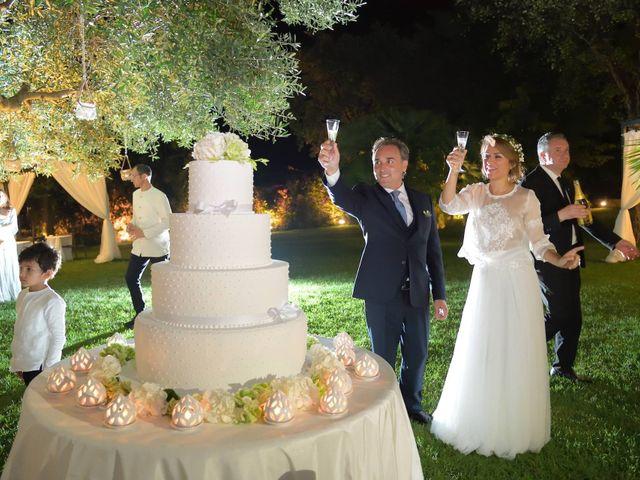 Il matrimonio di Giuseppe e Federica a Ostuni, Brindisi 78