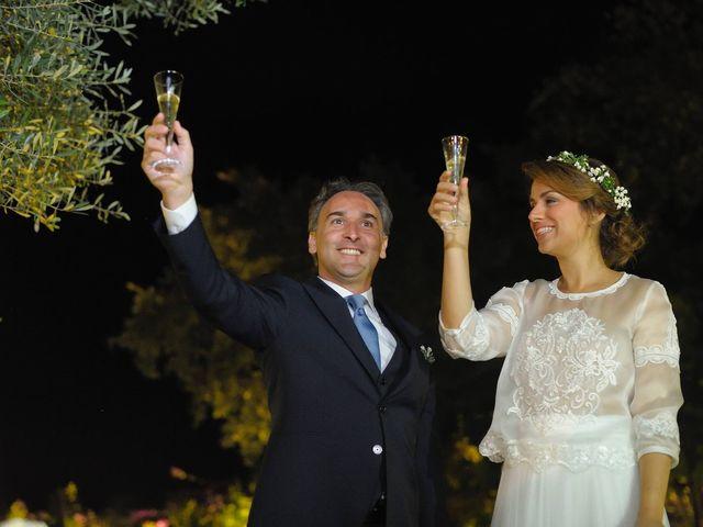 Il matrimonio di Giuseppe e Federica a Ostuni, Brindisi 79
