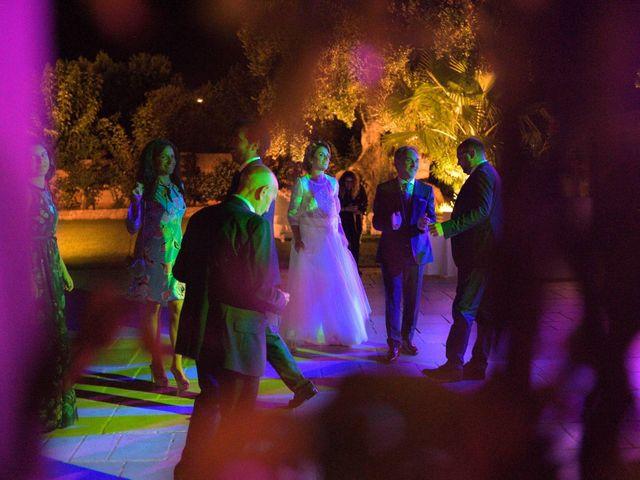 Il matrimonio di Giuseppe e Federica a Ostuni, Brindisi 81
