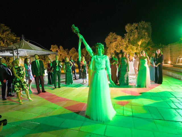 Il matrimonio di Giuseppe e Federica a Ostuni, Brindisi 89