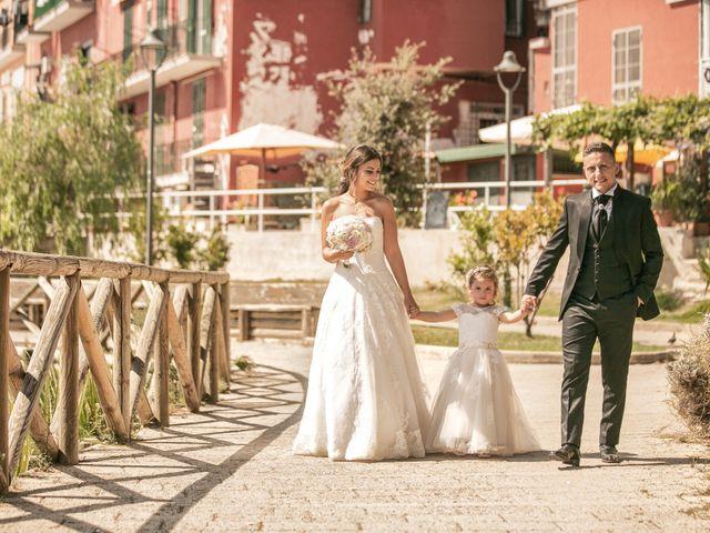 Le nozze di Lorena e Gennaro