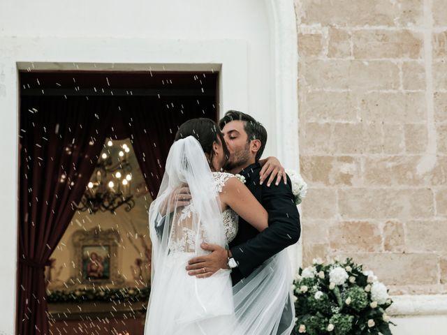 Il matrimonio di Edoardo e Elena a Maglie, Lecce 24