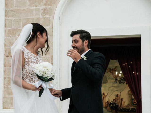 Il matrimonio di Edoardo e Elena a Maglie, Lecce 25
