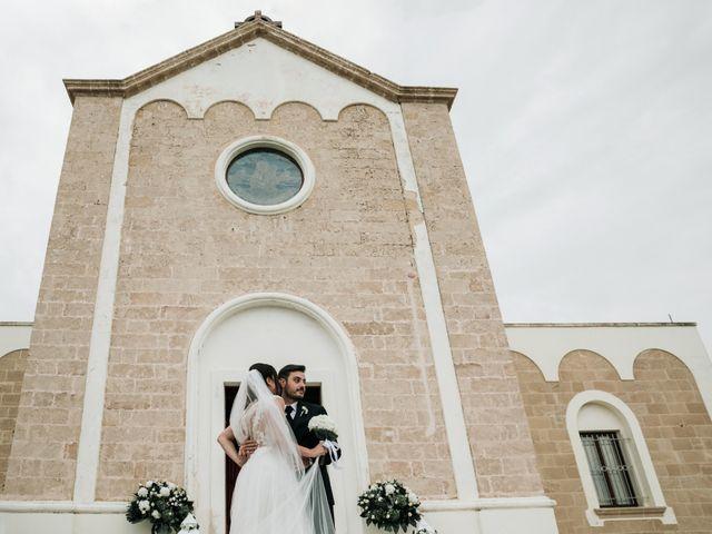 Il matrimonio di Edoardo e Elena a Maglie, Lecce 26