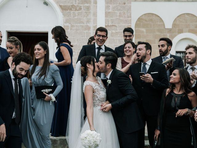 Il matrimonio di Edoardo e Elena a Maglie, Lecce 27