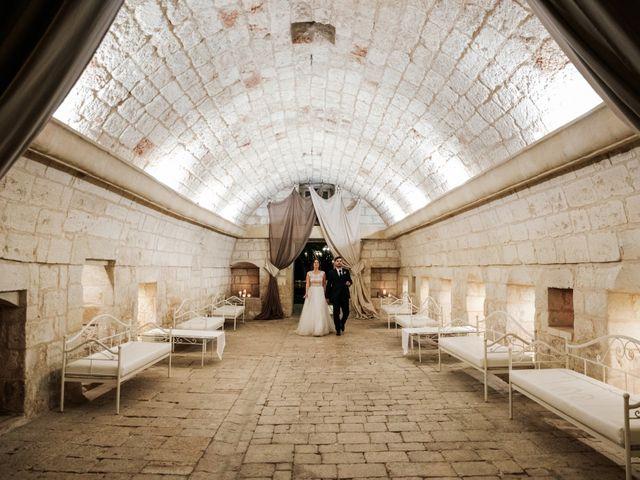 Il matrimonio di Edoardo e Elena a Maglie, Lecce 58