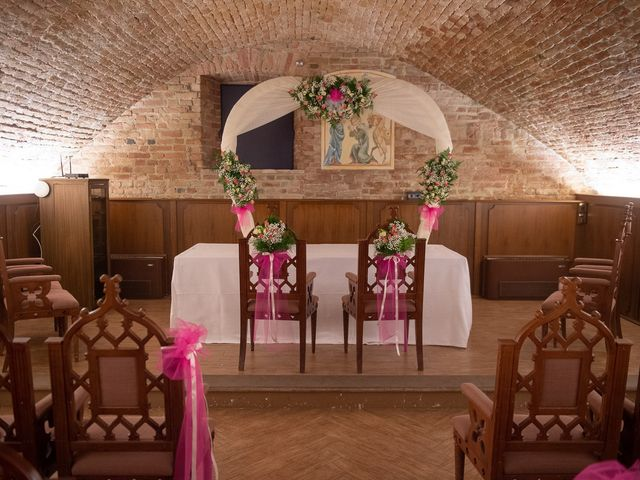 Il matrimonio di Ivan e Stefania a Cervesina, Pavia 6