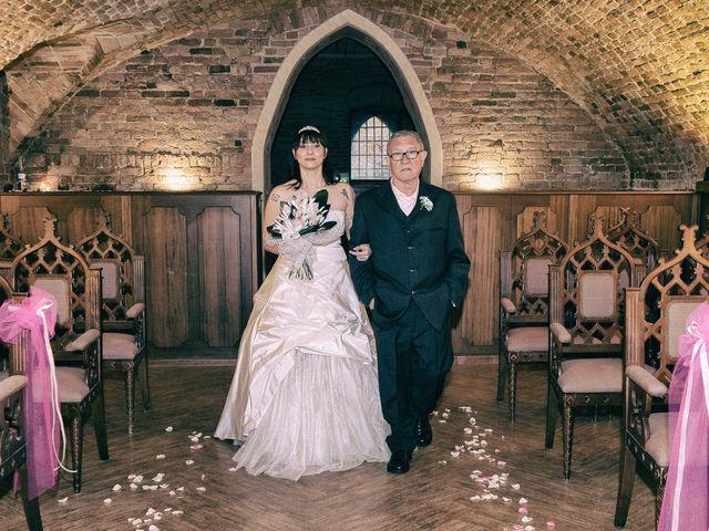 Il matrimonio di Ivan e Stefania a Cervesina, Pavia 21