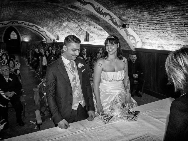 Il matrimonio di Ivan e Stefania a Cervesina, Pavia 22