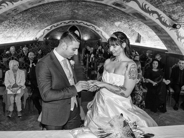 Il matrimonio di Ivan e Stefania a Cervesina, Pavia 1