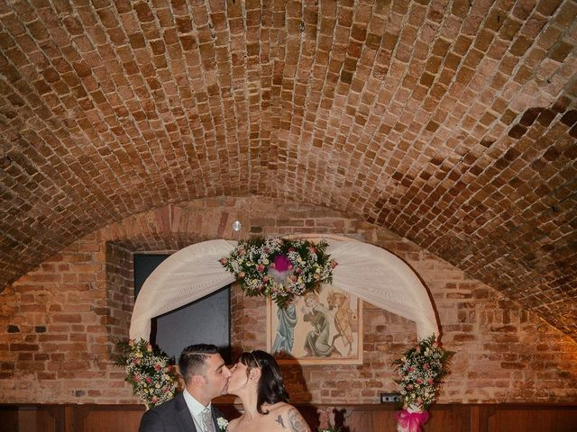 Il matrimonio di Ivan e Stefania a Cervesina, Pavia 23