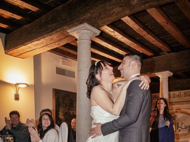 Il matrimonio di Ivan e Stefania a Cervesina, Pavia 26