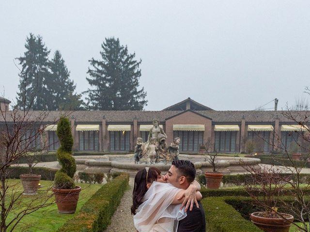 Il matrimonio di Ivan e Stefania a Cervesina, Pavia 28