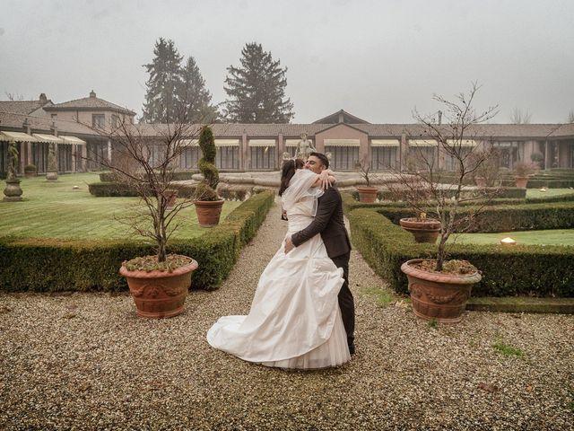 Le nozze di Stefania e Ivan