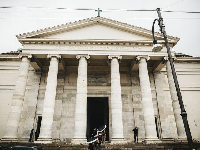 Il matrimonio di Dario e Jane a Roma, Roma 44