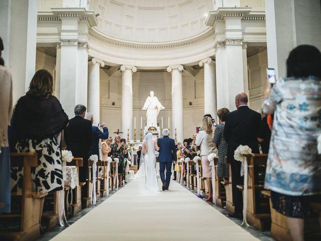 Il matrimonio di Dario e Jane a Roma, Roma 48