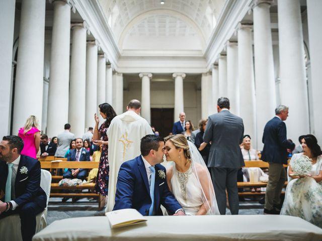 Il matrimonio di Dario e Jane a Roma, Roma 2