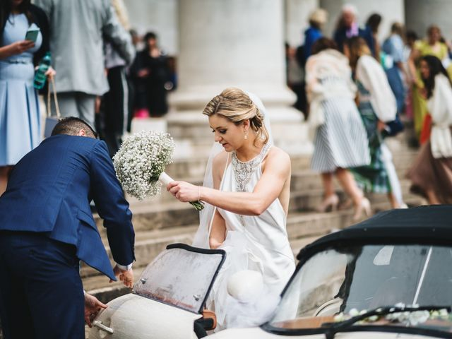 Il matrimonio di Dario e Jane a Roma, Roma 52