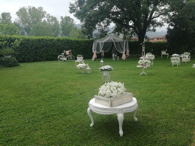 Il matrimonio di Patrizio  e Elena a Villanova d'Albenga, Savona 4
