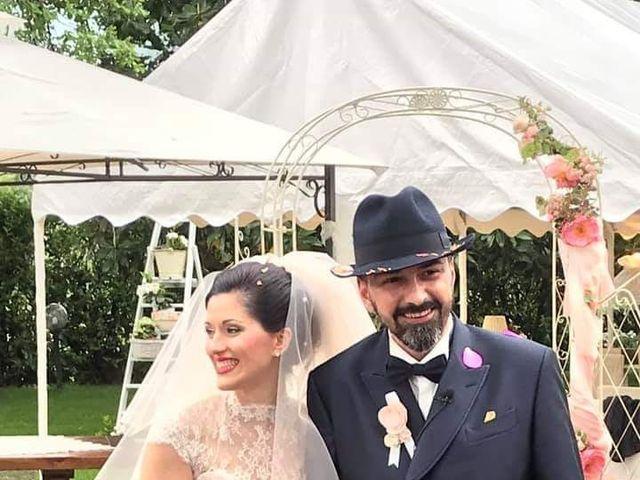 Il matrimonio di Patrizio  e Elena a Villanova d'Albenga, Savona 9