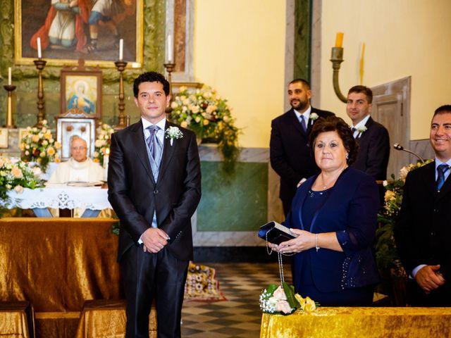 Il matrimonio di Francesco e Erica a Campoli Appennino, Frosinone 7