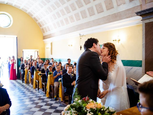Il matrimonio di Francesco e Erica a Campoli Appennino, Frosinone 10