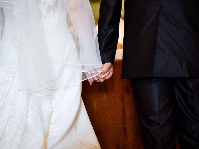 Il matrimonio di Francesco e Erica a Campoli Appennino, Frosinone 11