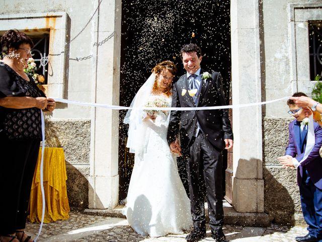 Il matrimonio di Francesco e Erica a Campoli Appennino, Frosinone 1