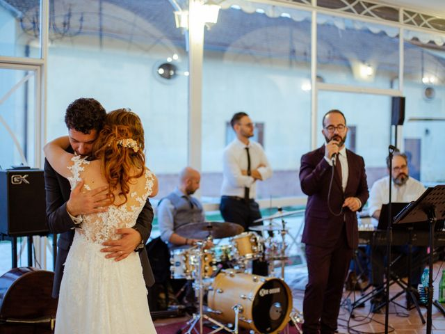 Il matrimonio di Francesco e Erica a Campoli Appennino, Frosinone 18