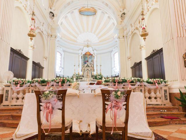 Il matrimonio di Mattia e Ambra a Polesella, Rovigo 24