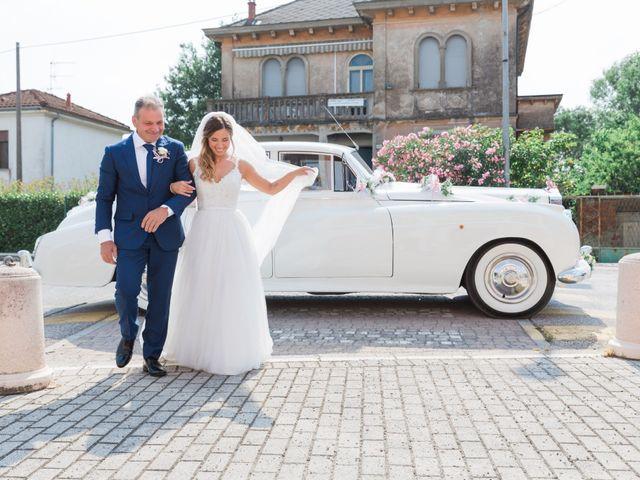 Il matrimonio di Mattia e Ambra a Polesella, Rovigo 27